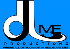 DJ Live Productions Logo